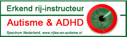 Autorijschool Theuns, erkend rij-instructeur autisme en ADHD